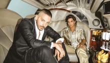 """Enzo Dond e Tedua nel nuovo brano """"Limousine"""""""