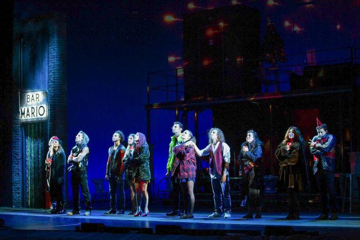 Balliamo Sul Mondo Musical dal 30 novembre nei teatri italiani