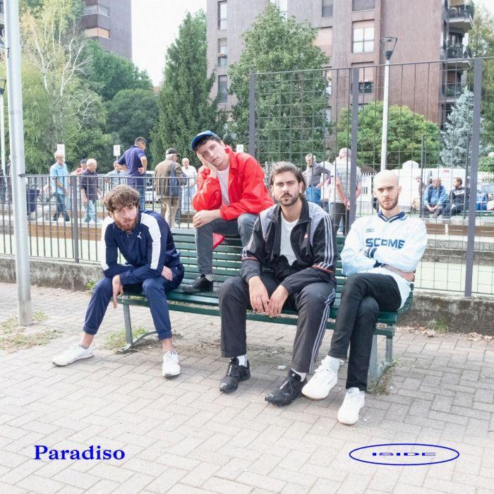 "Iside copertina singolo ""Paradiso"""