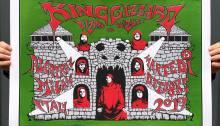 King Gizzard & The Lizard Wizard scaletta concerto Alcatraz Milano