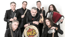 "Modena City Ramblers in tour con ""Riaccolti In Teatro"""