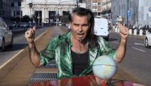 "Piero Pelù nuovo singolo e video ""Picnic All'Inferno"" feat. Greta Thunberg"