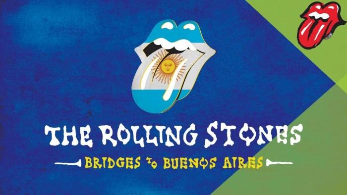"L'8 novembre esce ""Bridges To Buenos Aires"" dei The Rolling Stones"