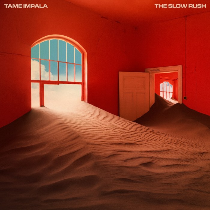 "copertina nuovo album ""The Slow Rush"" Tame Impala"