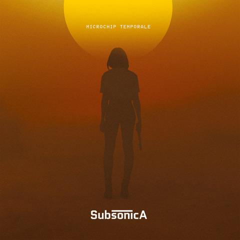 """Microchip Temporale"" copertina Subsonica album"