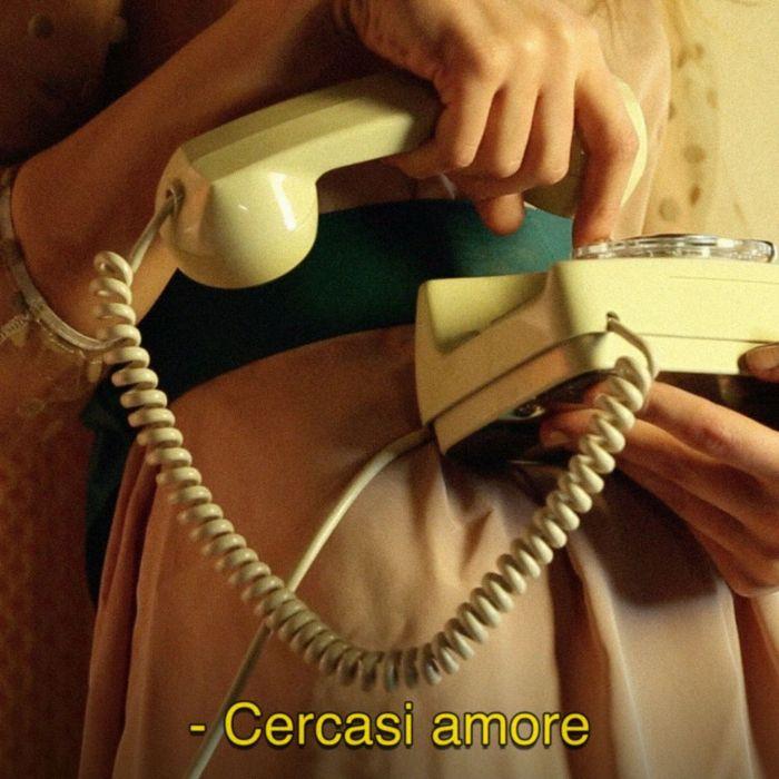 """Galeffi copertina singolo """"Cercasi Amore"""""""