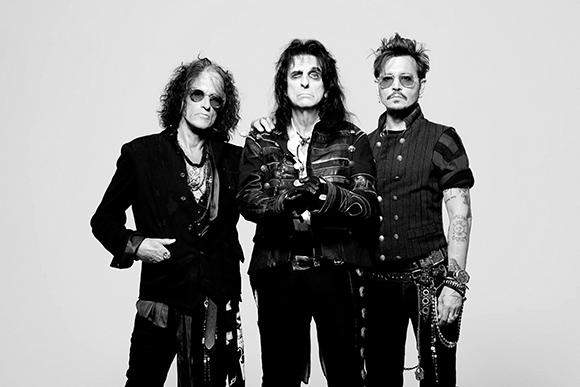 Hollywood Vampires in concerto il 9 settembre 2020 al Mediolanum Forum di Milano