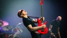 Joe Satriani cinque date in Italia a maggio