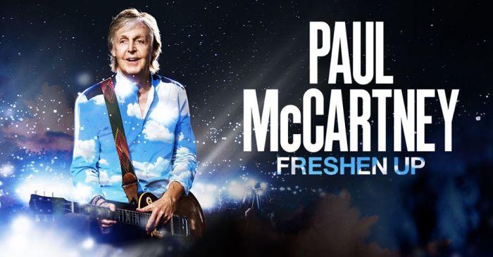 Paul McCartney prezzi biglietti e pacchetti concerti Napoli e Lucca