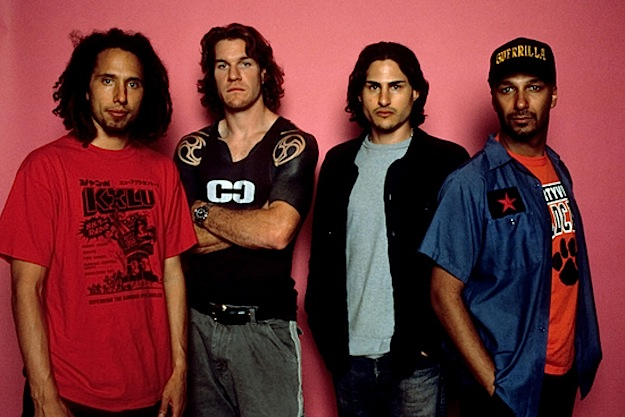 Rage Against The Machine reunion cinque date a marzo e aprile