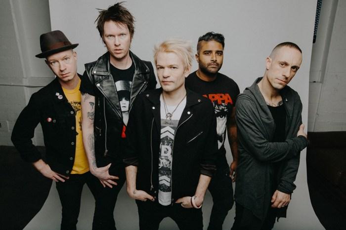 """I Sum 41 tornano in concerto il 28 gennaio a Milano per presentare il nuovo album """"Order In Decline"""""""