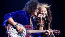 Aerosmith dal vivo il 13 giugno agli I-Days 2020