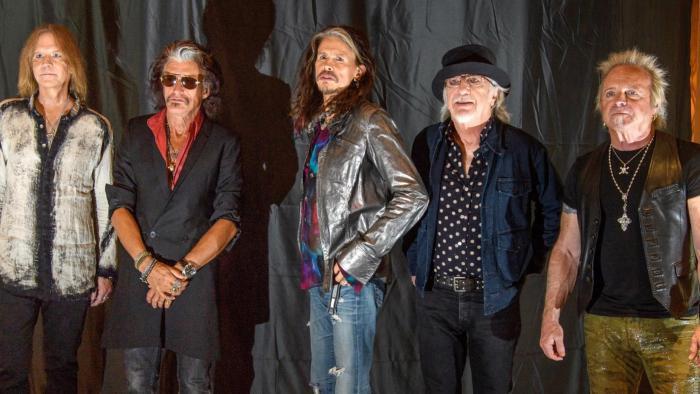I prezzi del concerto di sabato 13 giugno 2020 agli I-Days di Milano degli Aerosmith