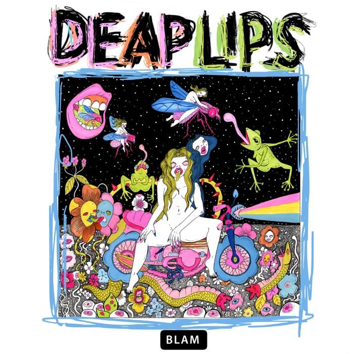 Deap Lips copertina album