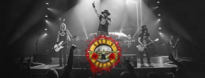 Guns N' Roses 13 date negli stadi e festival europei