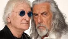 Shapiro e Vandelli in tour nei teatri a marzo 2020