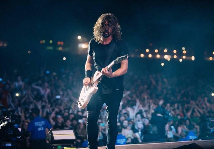 Foo Fighters - Foto di Oliver Halfin