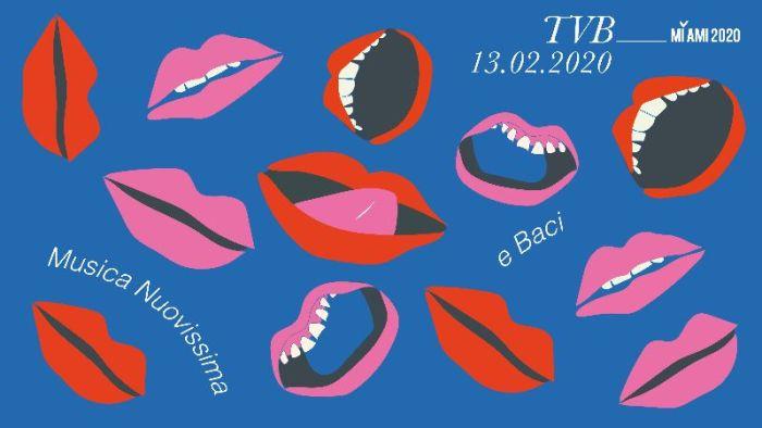 Mi Ami TVB 13 febbraio Circolo Ohibò di Milano