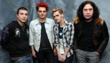My Chemical Romance il 4 luglio al Bologna Sonic Park