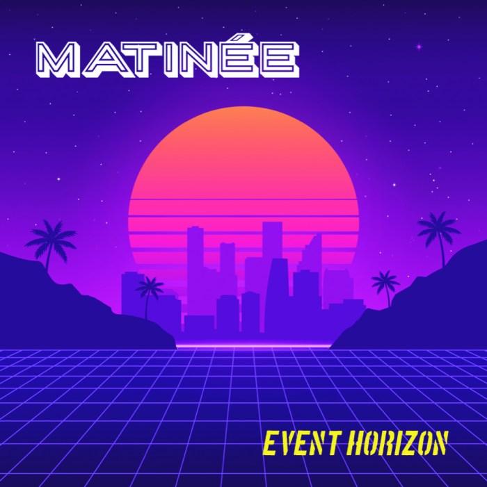 "Matinée copertina album ""Event Horizon"""