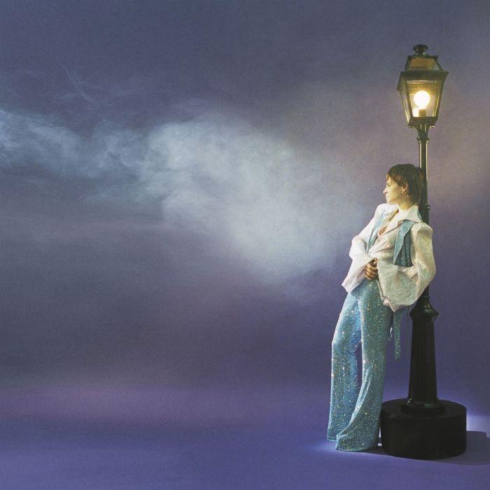 """Christine And The Queens copertina EP """"La Vita Nuova"""""""