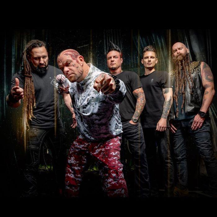"Five Finger Death Punch nuovo album ""F8"""