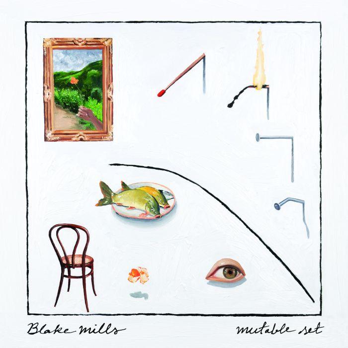 """Blake Mills copertina """"Mutable Set"""""""