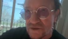 """Bono Vox, Will.i.am, Jennifer Hudson e Yoshiki in """"Sing For Life"""" contro il COVID-19 Coronavirus"""