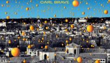 """Carl Brave copertina singolo """"Regina Coeli"""""""