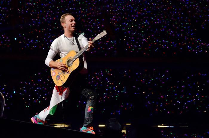 Chris Martin dei Coldplay compie oggi 2 marzo 2020 43 anni