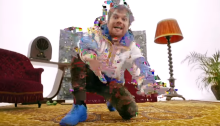 "Enter Shikari video ""The Dreamers Hotel"""