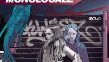 "Francesca Michielin copertina ""Monolocale"" feat. Fabri Fibra"
