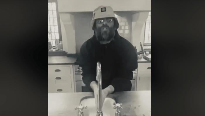 Liam Gallagher video mani