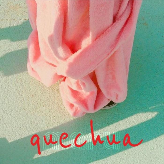 "Maru copertina singolo ""Quechua"""