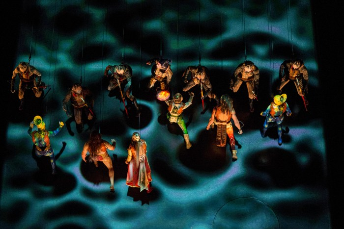 Cirque Du Soleil, Kà - Foto di Eric Jamison
