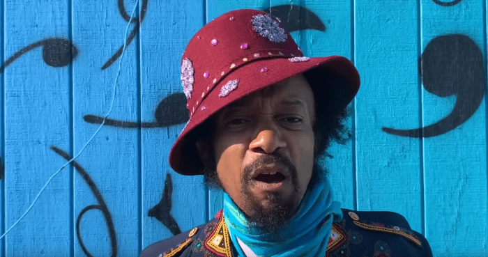 "Fantastic Negrito video ""Chocolate Samurai"""
