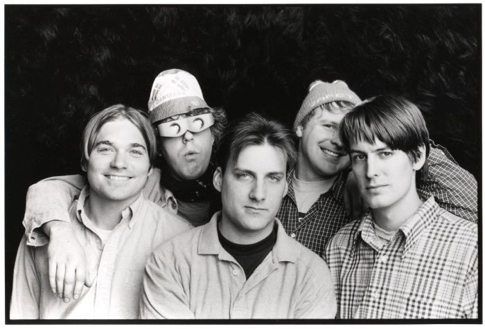Pavement - Foto di Michael Wong