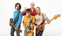 Weezer - Foto di Sean Murphy