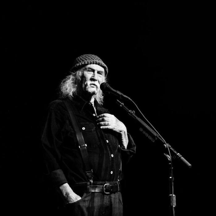David Crosby - Foto di Neubauer Media