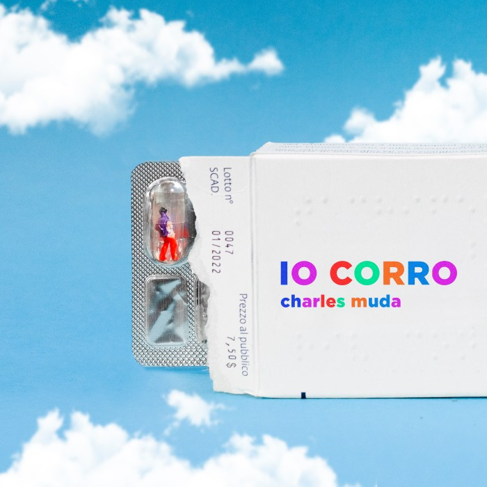 """Io Corro"" Charles Muda"