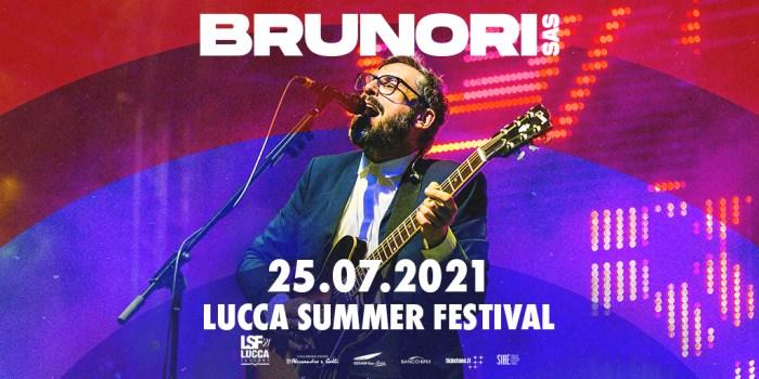 Brunori Sas 25 luglio 2021 Lucca