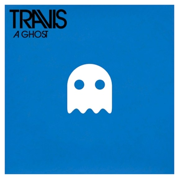 "Travis copertina singolo ""A Ghost"""