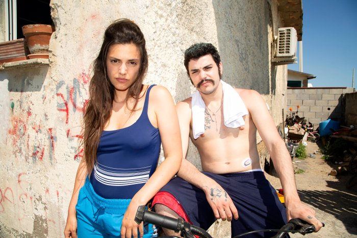 Margherita Vicario e IZI - Foto di Niccolò beretta