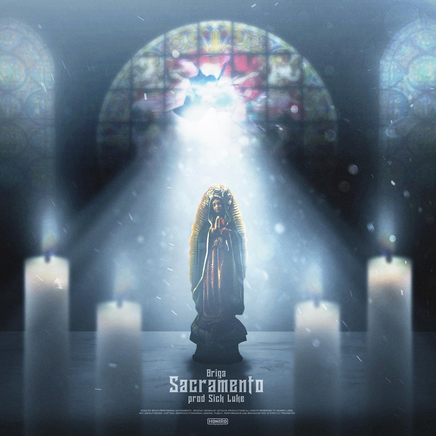 """Briga, ascolta """"Sacramento"""" prodotto da Sick Luke"""