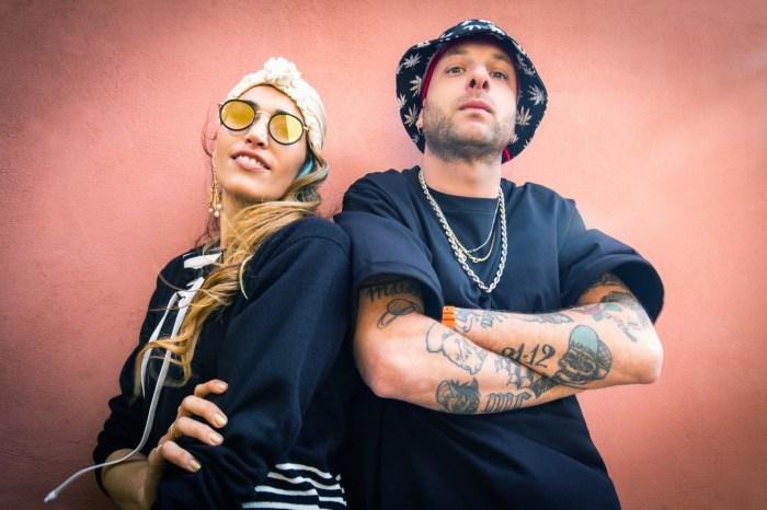 Clementino e Nina Zilli - Foto di Chiara Mirelli