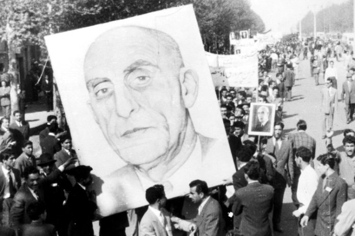shah and the coup in iran