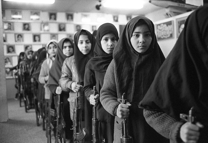iran's child soldiers