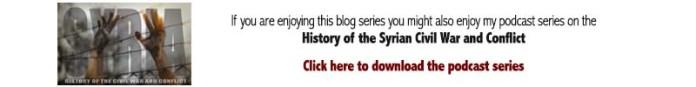 podcast series syrian civil war