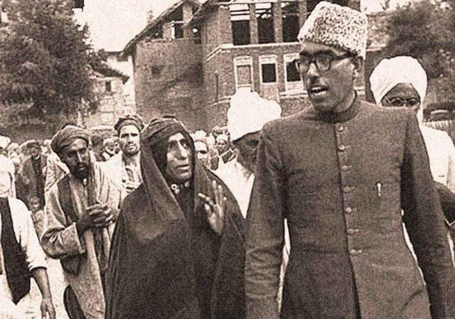 origins of the Kashmir conflict