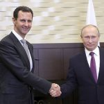who's backing who in Syria